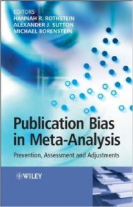 Publication Bias in Meta-Analysis
